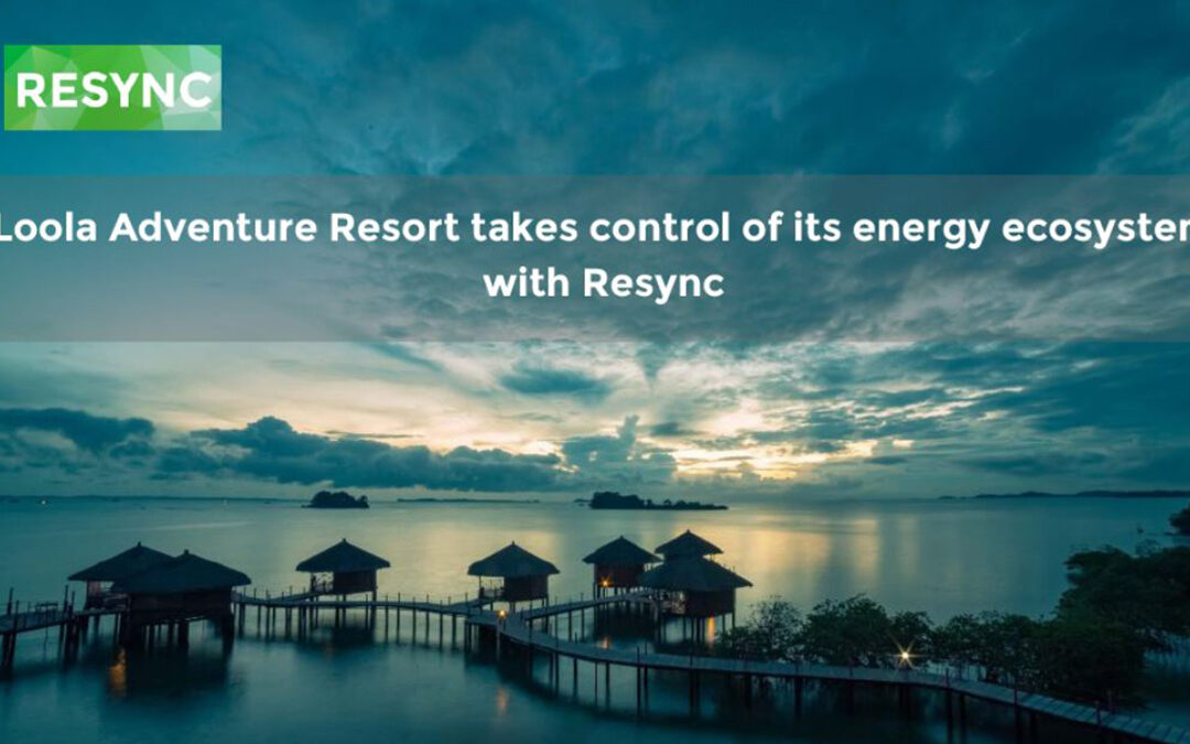 Loola Adventure Resort adopts Energy Management